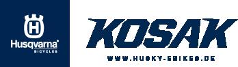 HUSQVARNA eBIKES KOSAK Logo